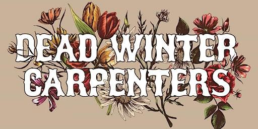 Dead Winter Carpenters present The Love For All Ball