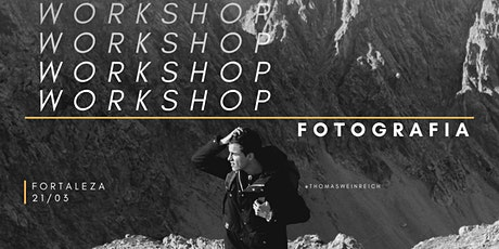 WORKSHOP de FOTOGRAFIA | @thomasweinreich  ingressos