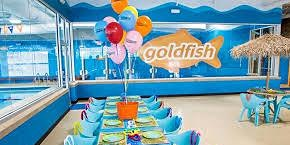 Goldfish Swim School- Milford's 1st Birthday Party