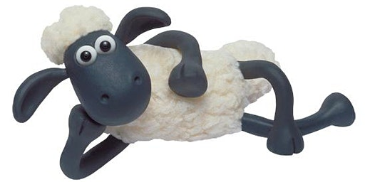 Aardman Animations Model Making Workshops at Avenham Pavilion: Shaun the Sheep