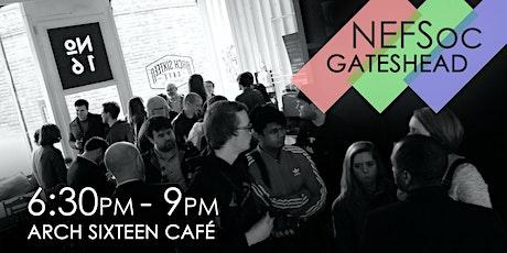 NEFSoc Networking Night - January 2020 tickets