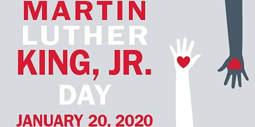Martin Luther King Day Service Event at Siena Francis House