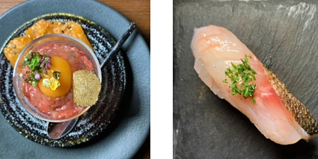 EXCLUSIVE CHEF'S TABLE 8 COURSE OMAKASE EVENT 27.01.19 tickets