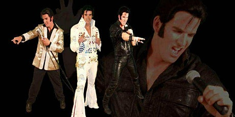 ELVIS! Rob Ely Returns to the Bay Area Stage Theatre in Vallejo tickets