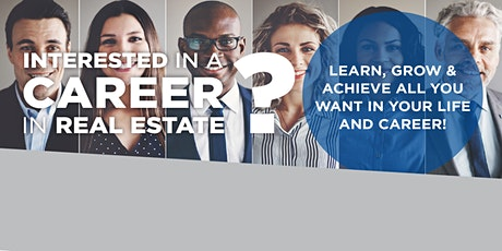 Interested in a Career in Real Estate? tickets
