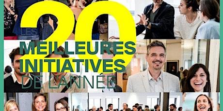 Prix Novae 2020 - Les 20 meilleures innovations à impact de l'année billets