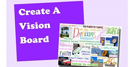 Focus Your VISION Board tickets