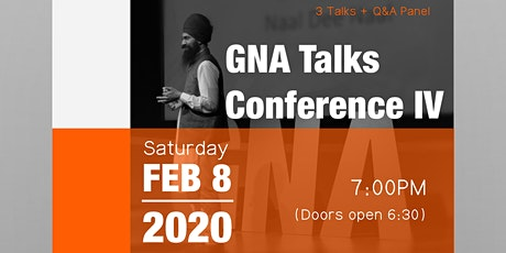 GNA Talks Conference IV tickets