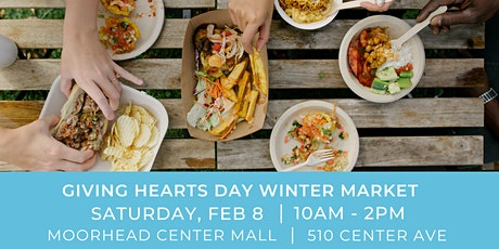 Giving Hearts Day Winter Market tickets