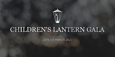 Children's Lantern Gala 2020 tickets