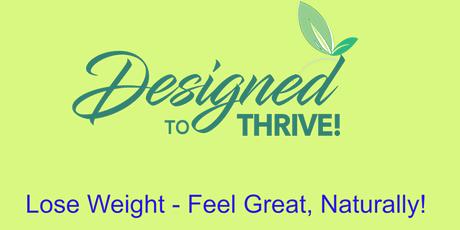 Lose Weight, Naturally by Maximizing your Metabolism tickets