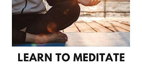 Simple Easy Everyday Meditation tickets