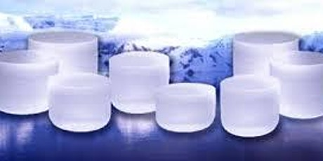 Winter Joy: Sound Meditation with Crystal Bowls tickets