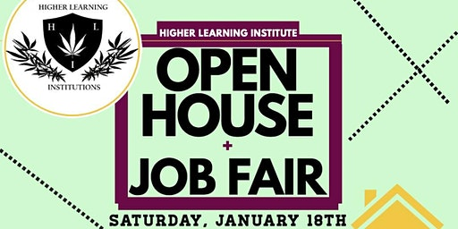 Higher Learning Open House & Job Fair