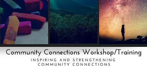 Community Connections Workshop Training