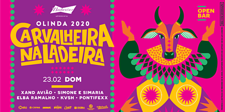 Carvalheira na Ladeira 2020 - Domingo ingressos