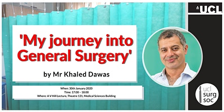 UCL Surgical Society Outreach Lectures for Sixth Form Students: Part 1 tickets