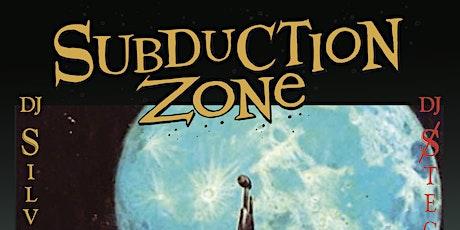 Subduction Zone - DJ Stegasorceress & DJ Silverhaired Devil tickets