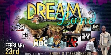 DreamLand Fashion Show tickets