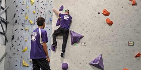 Competitive Climbing Team Tryouts tickets
