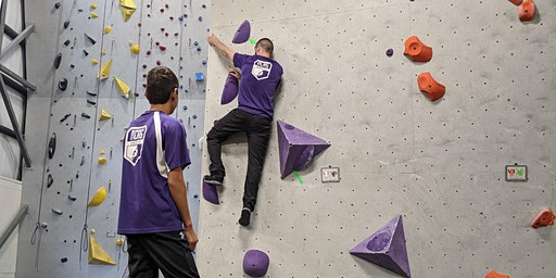 Competitive Climbing Team Tryouts