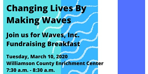 Waves Annual Fundraising Breakfast