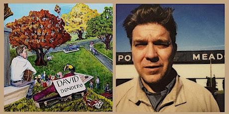 David Dondero at Beatnik Bandito w/ Bradley Palermo tickets