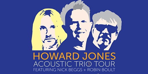 The Howard Jones Trio with guests