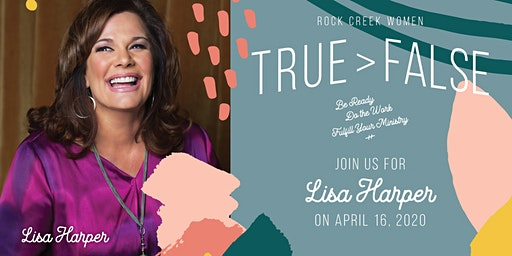 True > False with Lisa Harper