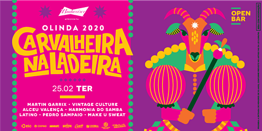 Carvalheira Na Ladeira 2020 - Terça