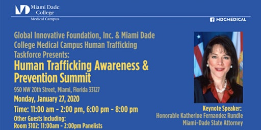 Human Trafficking Awareness & Prevention Summit