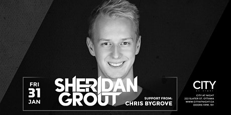 Sheridan Grout & Friends at City At Night tickets