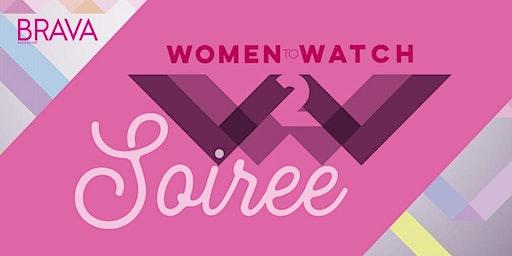 Women to Watch Soiree 2020