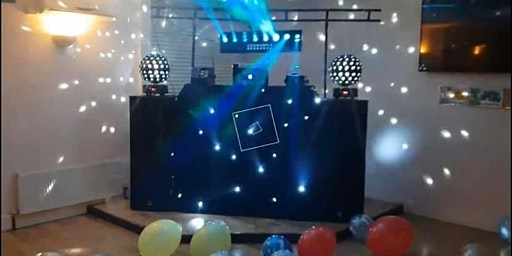 Family Disco with Licensed Bar and Food