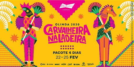 Carvalheira Na Ladeira 2020 - Pacote 4 Dias ingressos