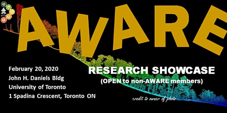AWARE Research Showcase tickets