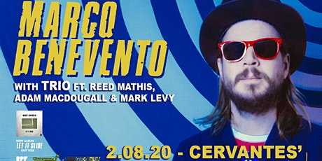 Marco Benevento w/ Trio ft. Reed Mathis, Adam MacDougall & Mark Levy tickets