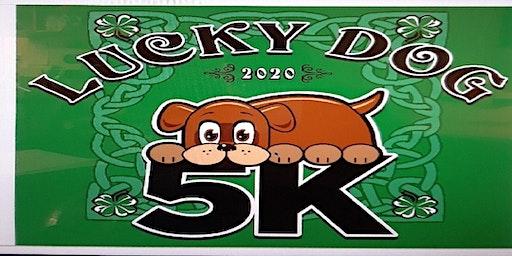 LUCKY DOG 5K/1MILE RACE