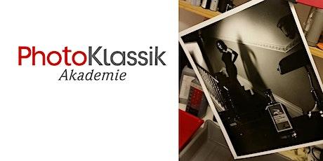 "Silvergrain Academy - ""Film Noir"" Retro Analog-Fotografie  Tickets"