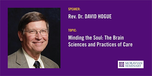 Psychology & Spirituality Lecture Presented By Rev. Dr. David Hogue