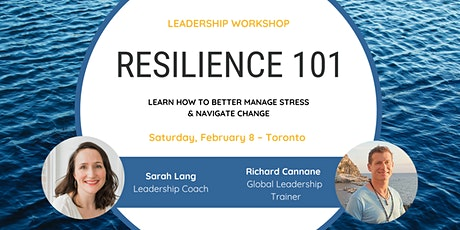 Resilience 101 tickets