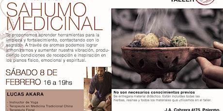TALLER DE SAHUMO MEDICINAL entradas
