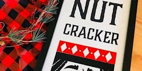 Sip 'N Chalk Son of A Nutcracker tickets