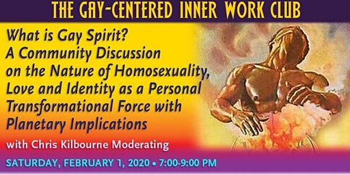Gay-Centered Inner Work Club