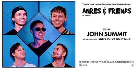 Anres + Friends ft. John Summit tickets