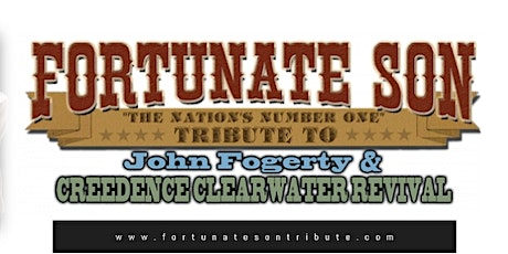 FORTUNATE SON ( A TRIBUTE TO JOHN FOGERTY AND CCR) tickets