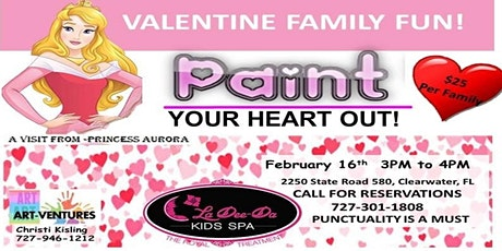 Valentine Painting Party! tickets