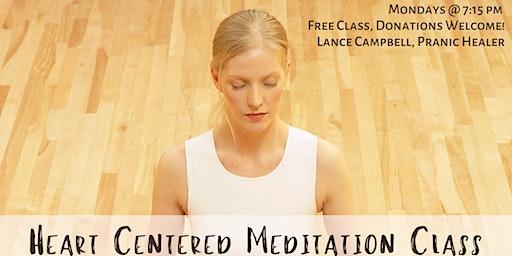 Twin Hearts Meditation Class