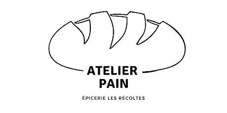 ATELIER PAIN 1 avec STELIO PEROMBELON tickets