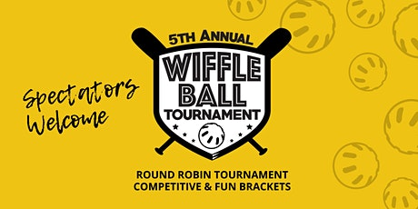 5th Annual Wiffle Ball Tournament tickets